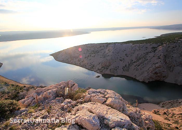 Zrmanja leaving its canyon