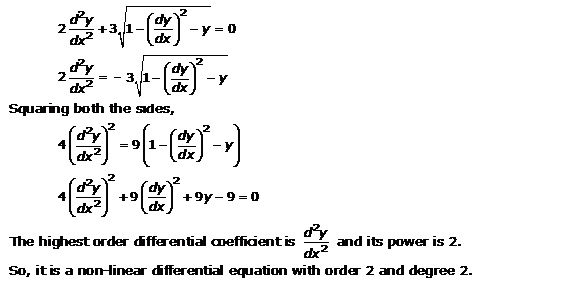 RD Sharma Class 12 Solutions Chapter 22 Differential