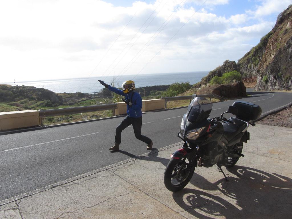 Tenerife en V-Strom DL650 13/14-03-2015