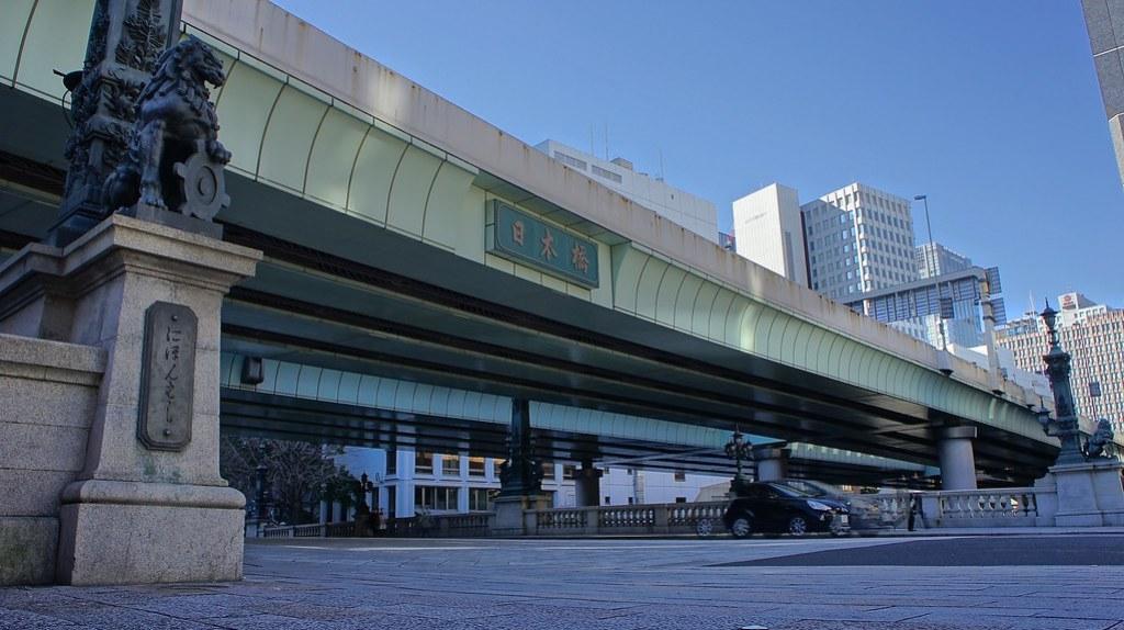 Nihonbashi Tokyo