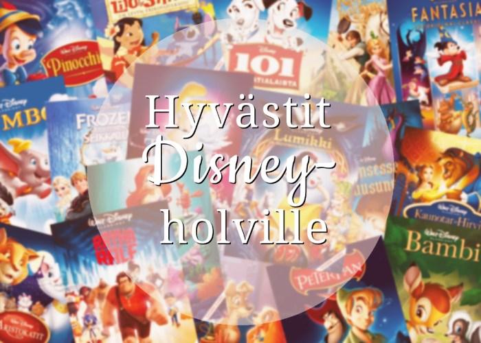 Disney holvi
