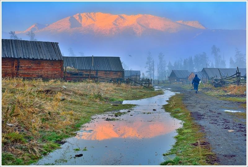 2014北新疆--印象喀納斯:朝霧與赤色雪山 @ 小銘(Prokaryotic)的微小世界 :: 痞客邦