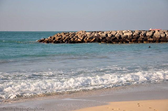 Al Mumzar Beach Park