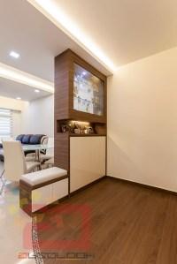 HDB BTO 4-Room Modern Contemporary @ Blk 782E Woodlands ...