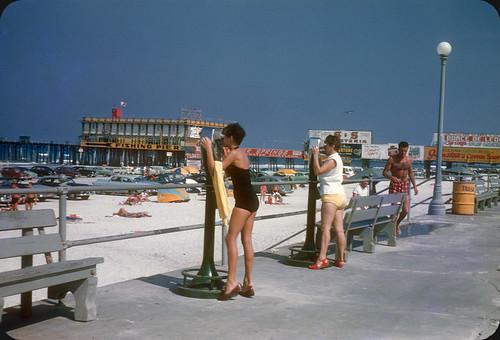 Daytona Beach, FL — 1953