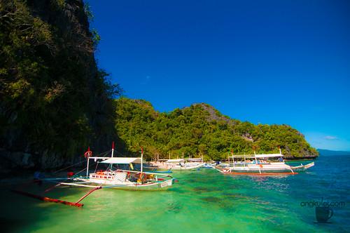 Cudugnon Cave, El Nido, Palawan, Philippines
