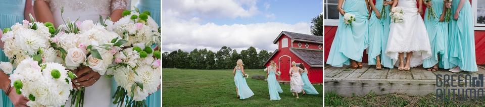 Autumn South Pond Farms Wedding Photography 0029