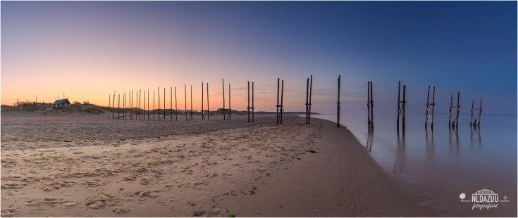 Sunset @KaapNoord Texel
