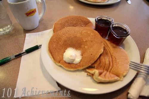 Pancake Eating Contest 3