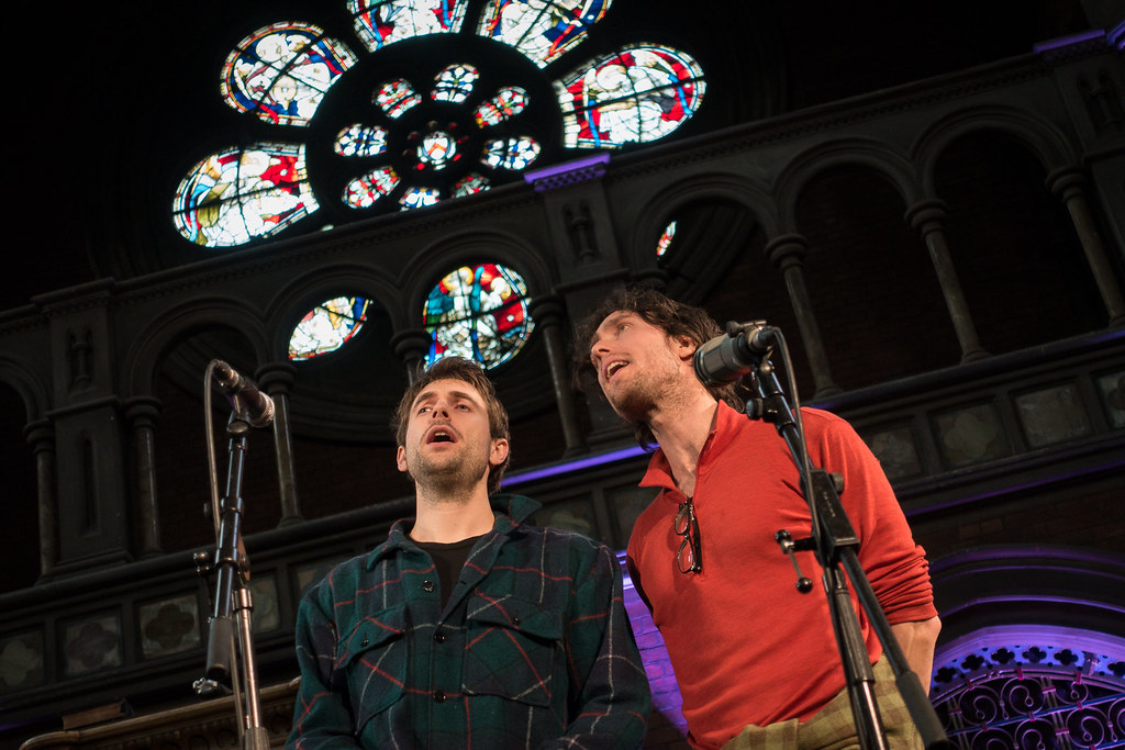 Hayward and Parsons - Daylight Music 28th February 2015