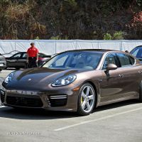 2015 Porsche Panamera Turbo S Executive Reviewed (8/10)