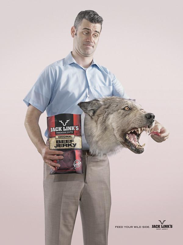 Jack Link's - Wild Wolf