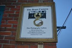 002 The Brass Camera