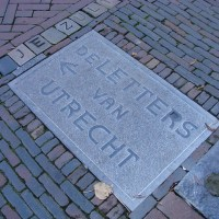Wordless Wednesday: Letters van Utrecht