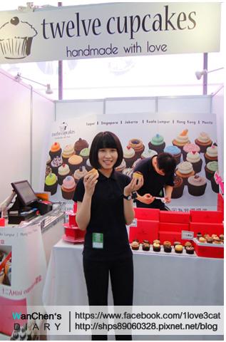 twelve cupcakes板橋環球店