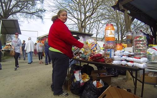 Flea Market Groceries