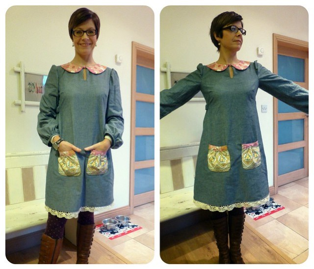 My First Tunic (New Look 6068)