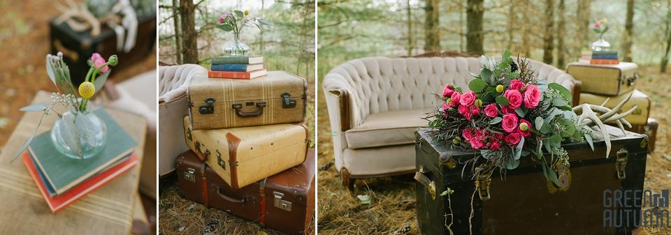 Wedding Creative Inspiration Hamilton Woodland engagement Photography 0032
