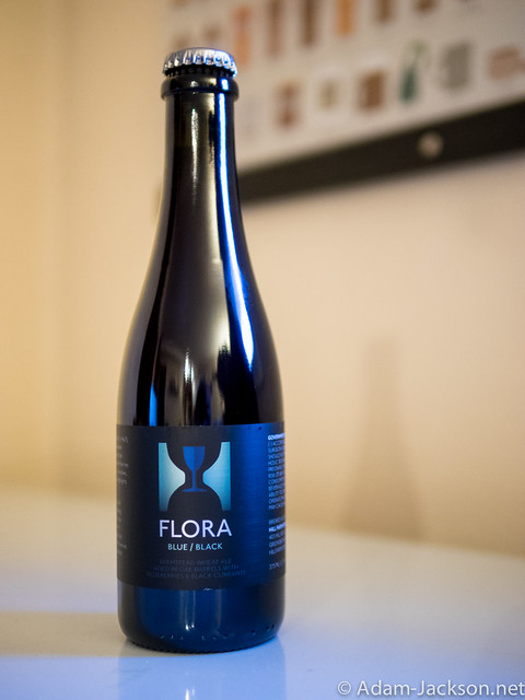 Hill Farmstead Flora Blue/Black (2015)
