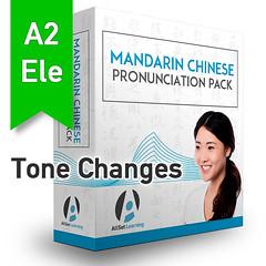 Pronunciation Pack: A2 Tone Changes