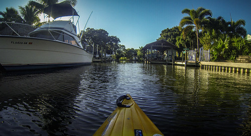 Indian River Paddling-23