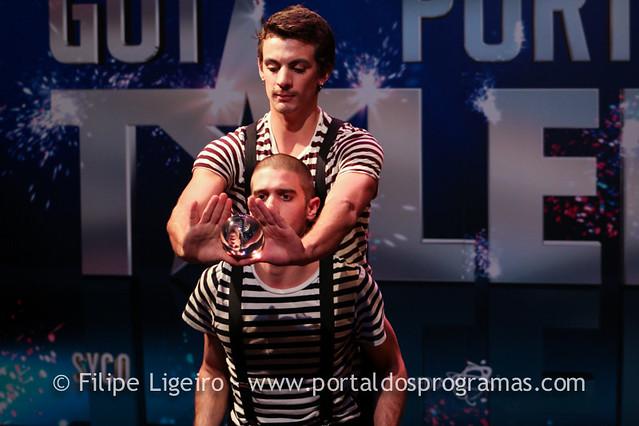 Apresentação - Got Talent Portugal