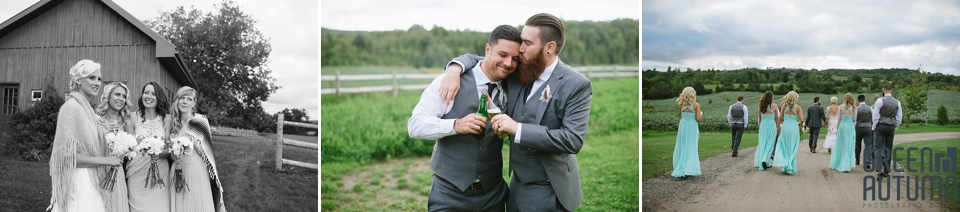 Autumn South Pond Farms Wedding Photography 0051