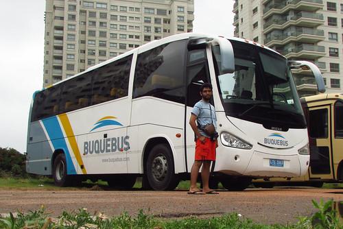 Buquebus - Irizar Century - Punta del Este