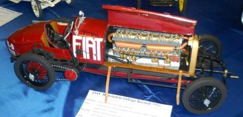 Ettore Braccini Fiat Mefistofele