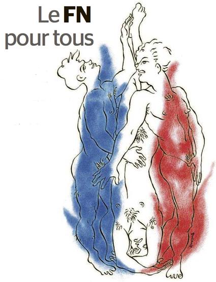 14l17 18 LMonde Debate homosexuales en la extrema derecha FN Le Pen