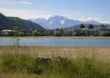 Harrison Lake BC Canada