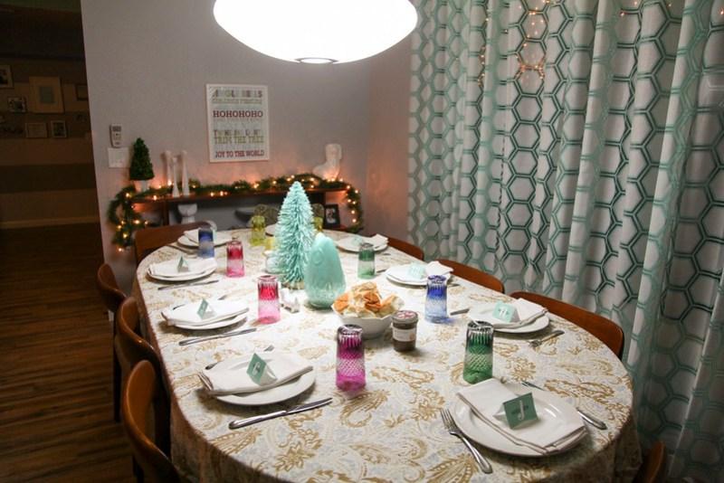 Ready For Christmas Dinner