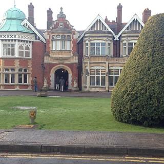 Bletchley Park, Mansion House 1