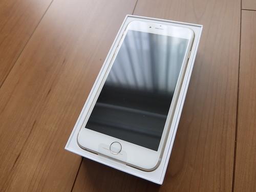 iPhone 6 Plus本体