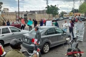 manifestación sub comandancia centro