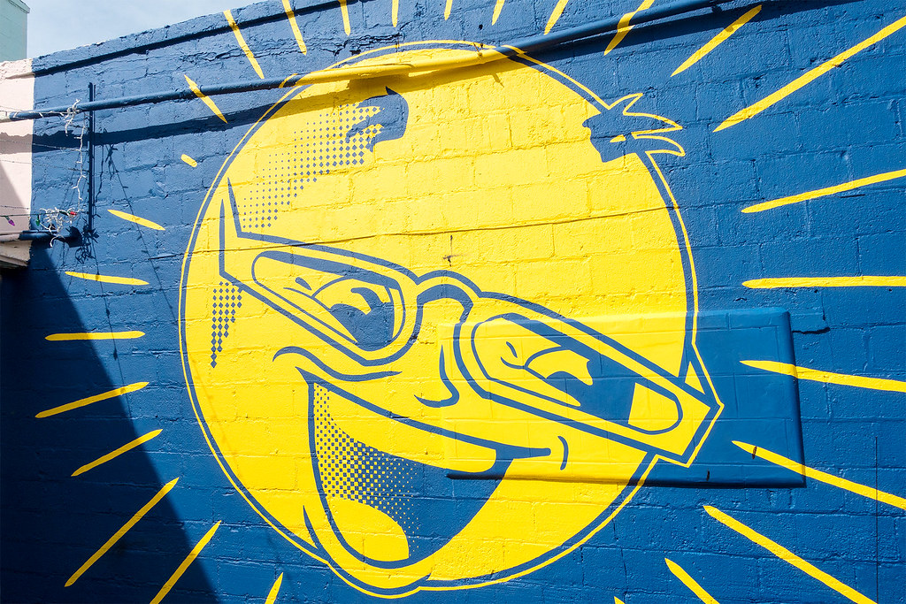 Street Art - St Petes 12