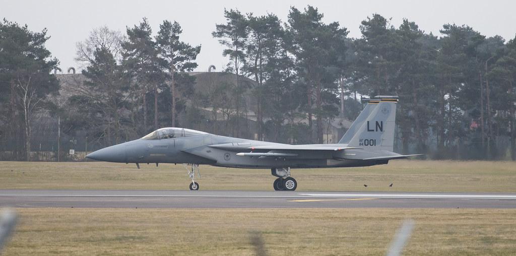 Royal Air Force Base Lakenheath