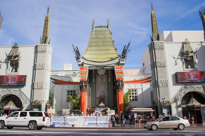 Chinese Theater Hollywood Los Angeles California