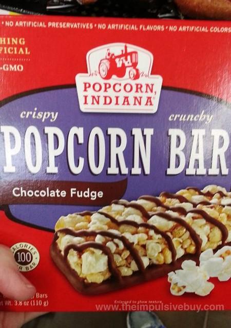 Popcorn Indiana Chocolate Fudge Popcorn Bar