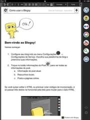 Portuguese Guide Post