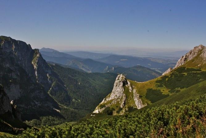 itä-eurooppa vuoret