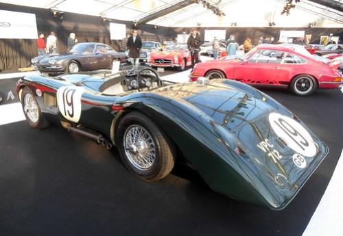 DSCN7534 Jaguar C-type Aerodynamic (recreation) 1952