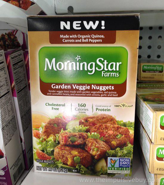 Morningstar Farms Garden Veggie Nuggets