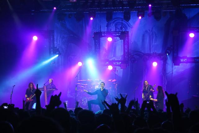 Blind Guardian @ Alcatraz (Milan), 5/05/2015