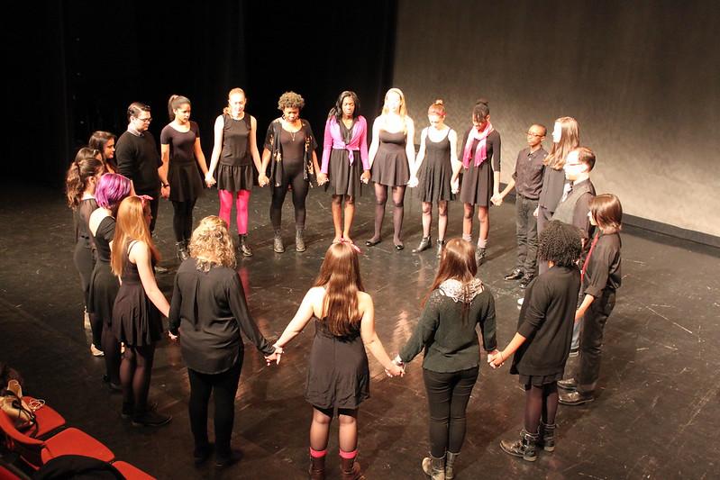 Cabaret Troupe 2015