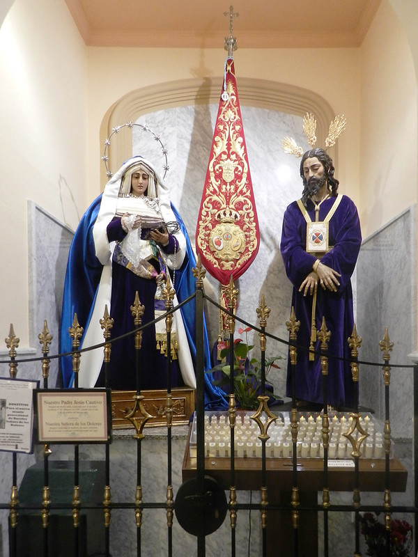 Cofradia Penitentes del Cautivo Los Boliches Fuengirola Málaga 07