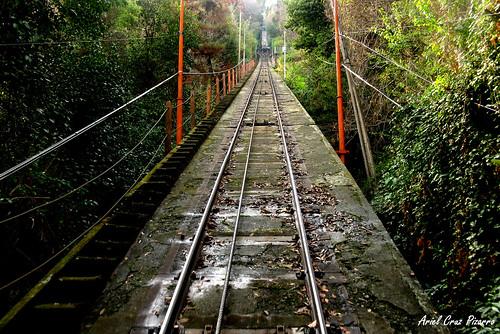 Funicular Cerro San Cristóbal - Santiago de Chile