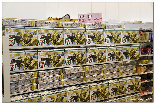[日本.東京]DiverCity Tokyo Plaza台場購物廣場~鋼彈地標.粉嫩櫻花 @VIVIYU小世界