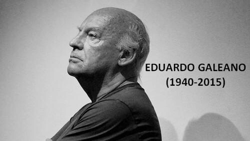 Perlas para la felicidad, de Eduardo Galeano, periodista y escritor uruguayo, ganador del premio Stig Dagerman, considerado como uno de los más destacados artistas de la literatura latinoamericana
