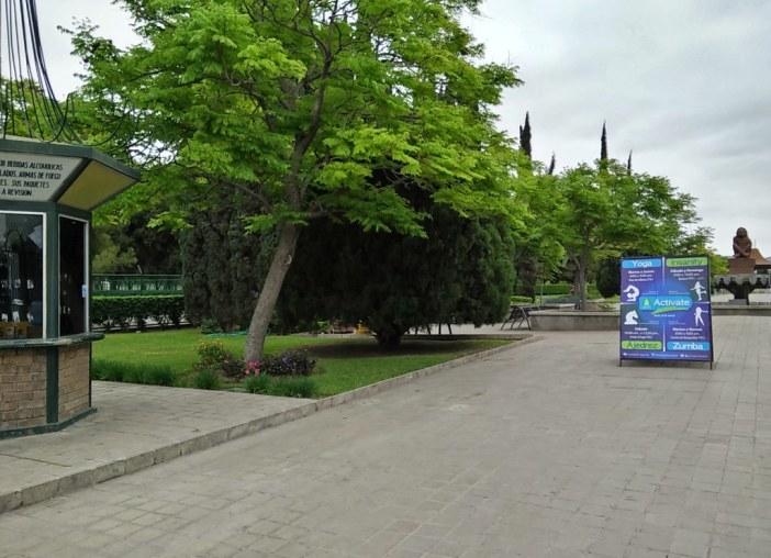 Parque Xochipilli 1 interior